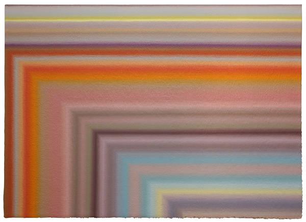 untitled, acrylic on canvas, 50x70 cm