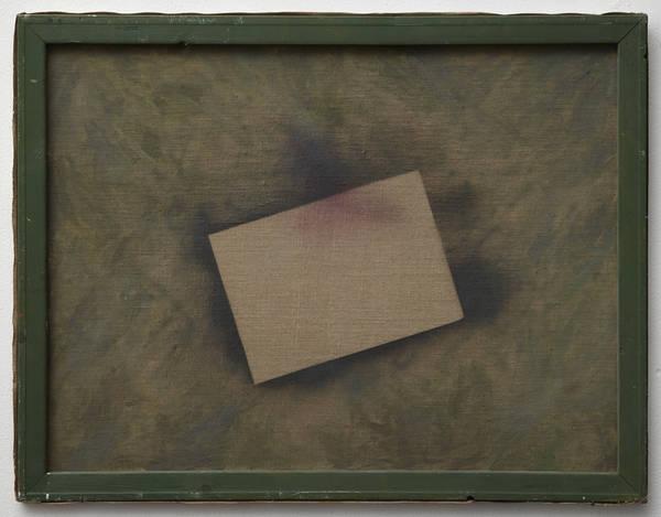 untitled, acrylic on canvas, 65x85 cm
